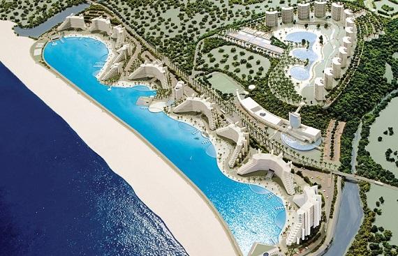 bazén San Alfonso del Mar Resort
