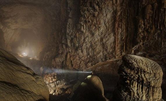 jeskyně Phong Nha-Ke Bang