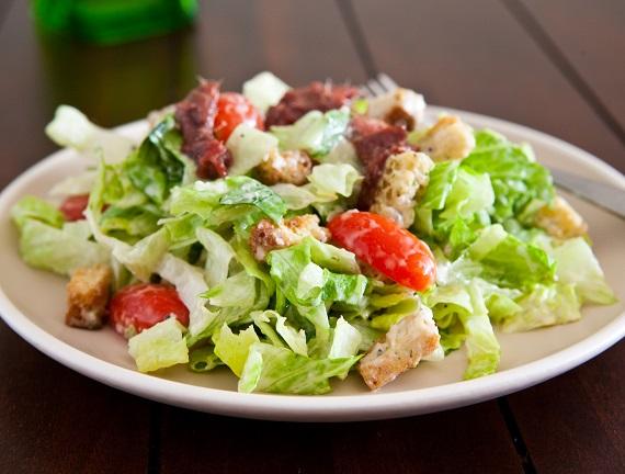 salát Caesar