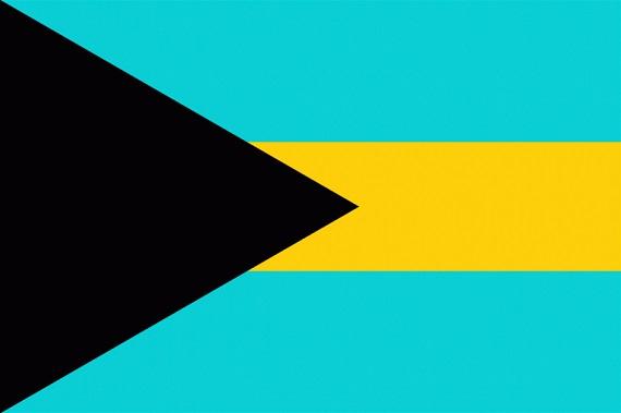 bahamská vlajka