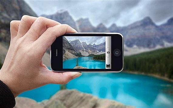 mobilní foťák