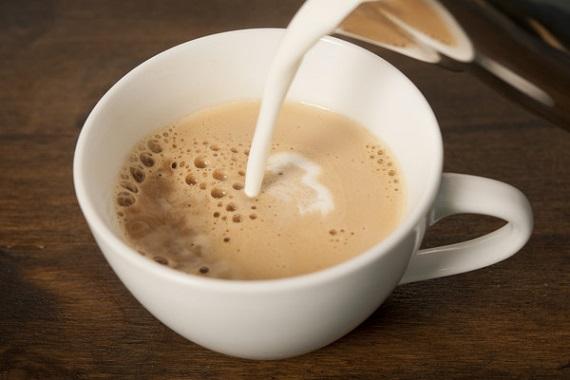 Kávové mléko