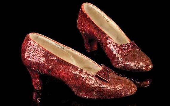 boty Čaroděj ze země OZ
