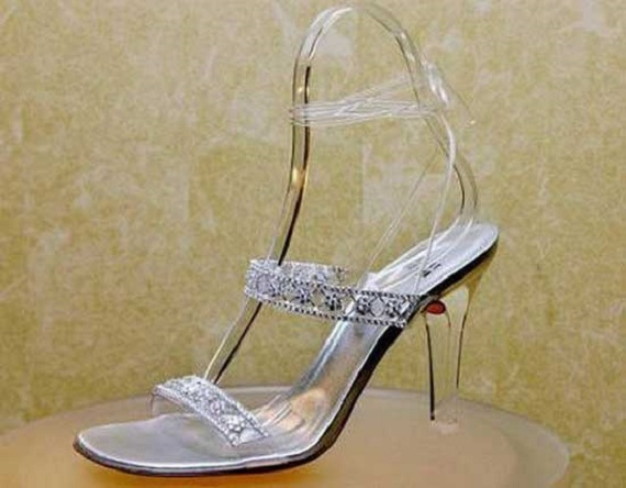 boty Cinderella Slippers