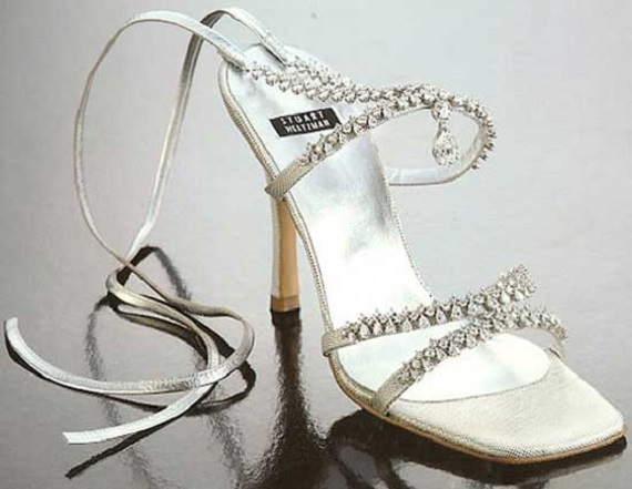 boty Platinum Guild Stilettos