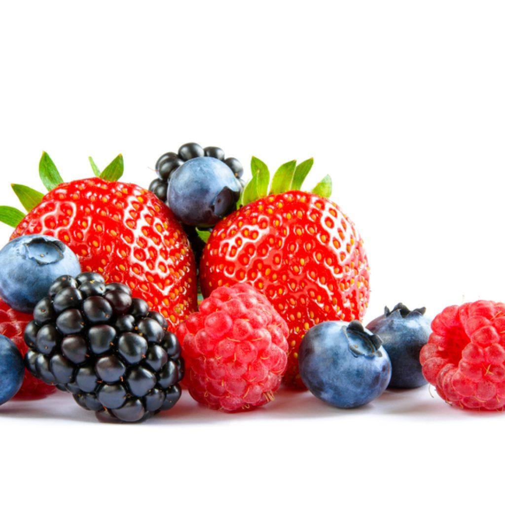 Imunitní podpora potravin - bobule
