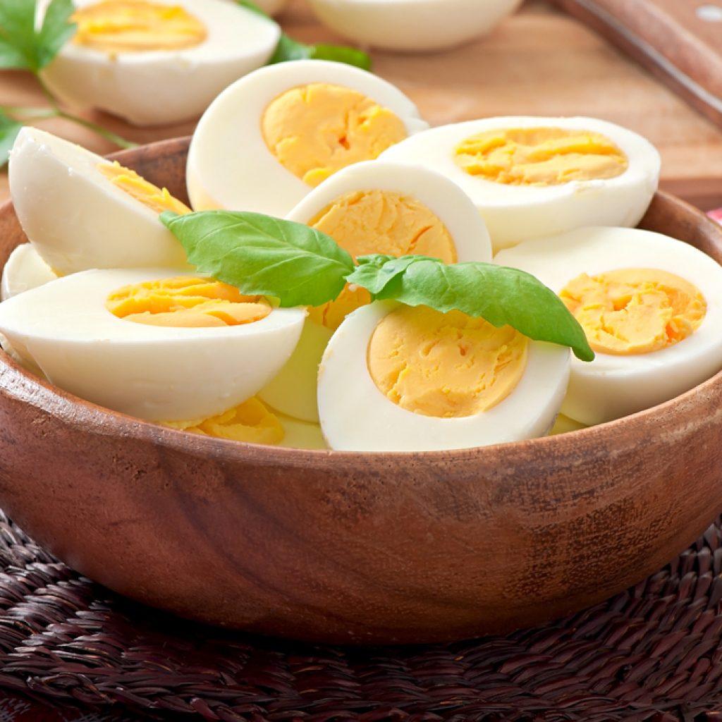 Imunitní podpora potravin - vejce
