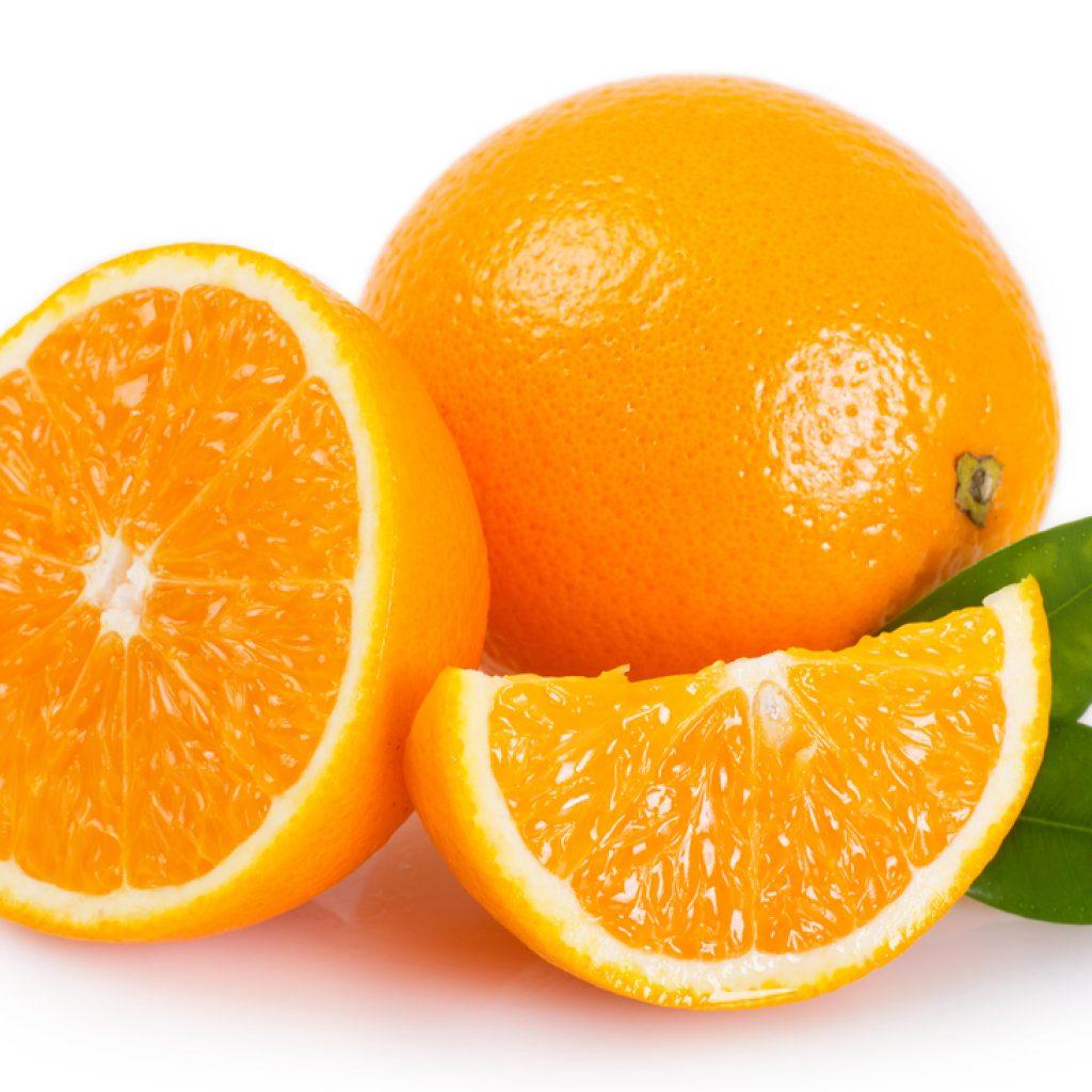 Imunitní podpora potravin - pomeranče