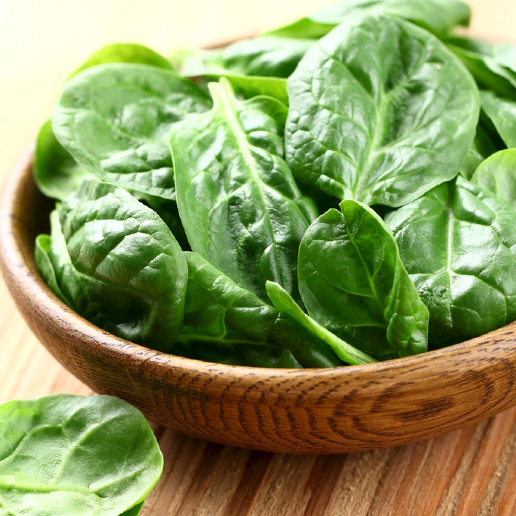 Immune Boosting Foods - špenát