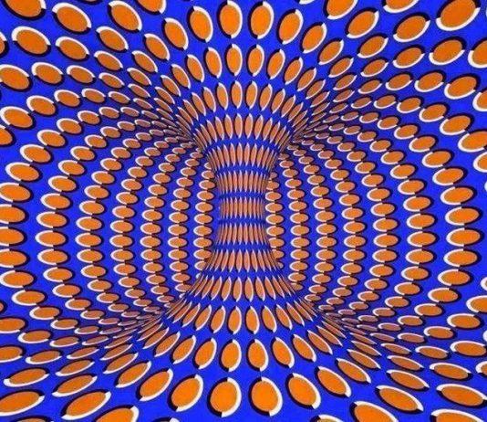 Optické klamy a iluze